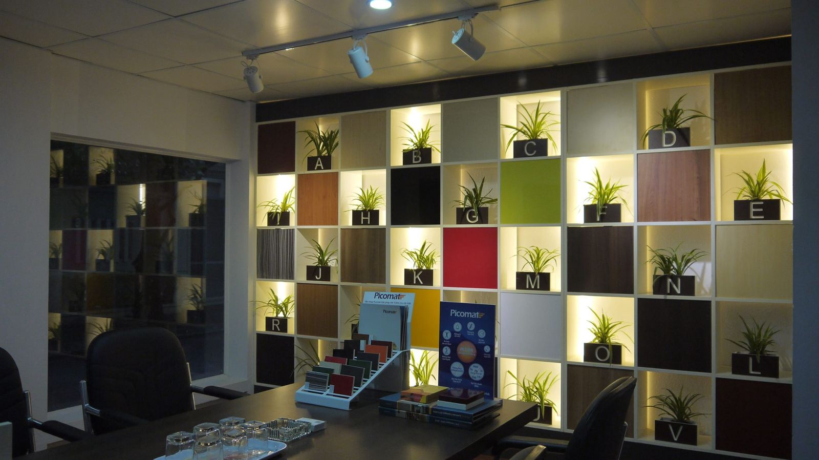 ... Acrylic sheet onto PVC Foam Board within 3-5 days per order. It is an  effective solution to designs that require luxury and exquisite in every  details.