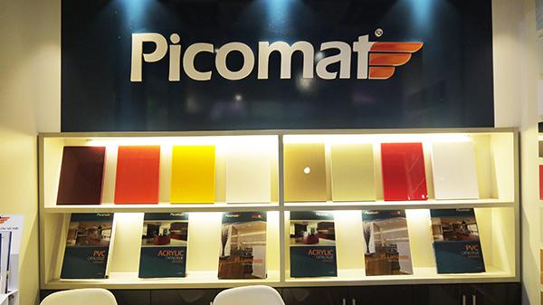 Picomat tham gia triển lãm Vietbuild Hồ Chí Minh 2016