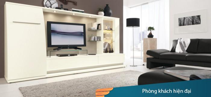 25 mẫu phòng khách hiện đại với ván nhựa Picomat
