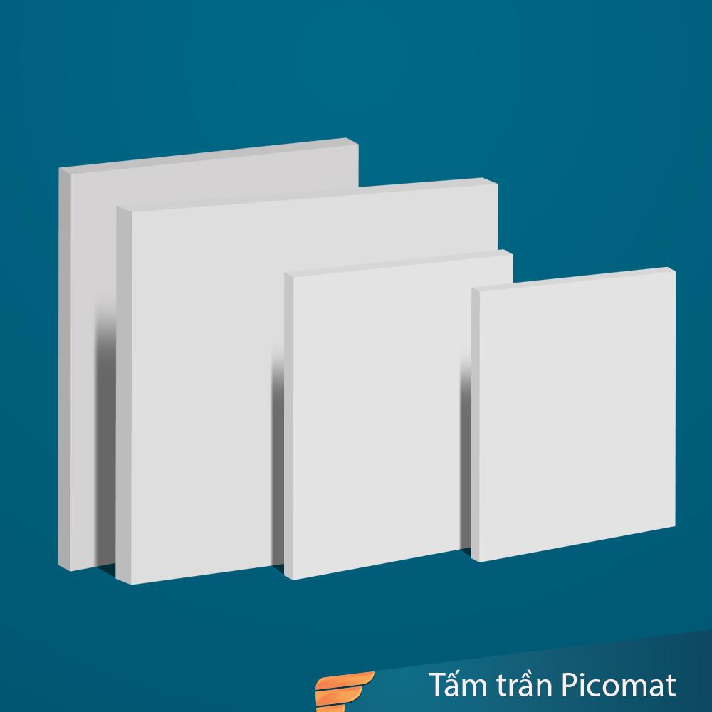 3. Có thể bạn chưa biết về vật liệu nội thất ván nhựa Picomat